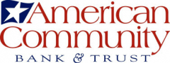 American Community Bank - Home Run Level Sponsor