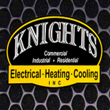 Knights Electrical Heating Cooling, Inc - Home Run Level Sponsor