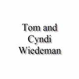 Tom and Cyndi Wiedeman - MVP Level Sponsor
